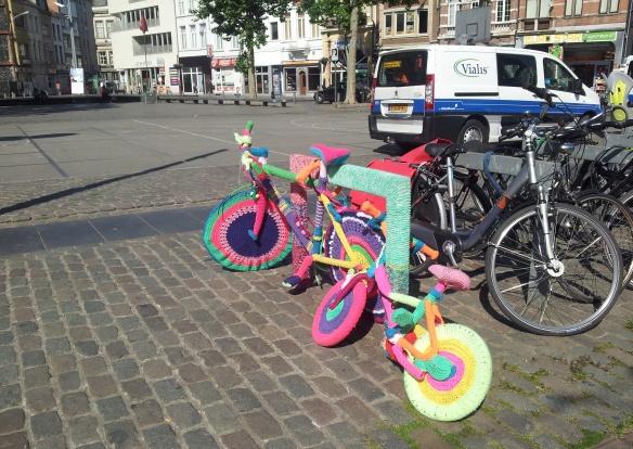 De Coninckplein, Antwerpen. 19/05/2014, 10AM